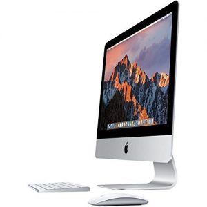 APPLE iMAC LED 21,5″ FULL-HD QuadCore i5 3,2Ghz 8Gb SSD500GB IRIS PRO MacOS Mojave