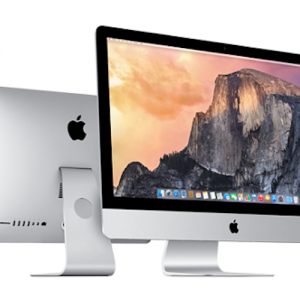 APPLE iMAC LED 27″ RETINA 5K RIS:5120×2880 Core i7 4,2Ghz 32GB SSD 120GB + HARD DISK6TB